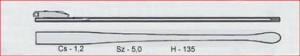 SZÁR MART 5mm; 7mm; 8mm; 10mm; 13mm; 16mm szélesek